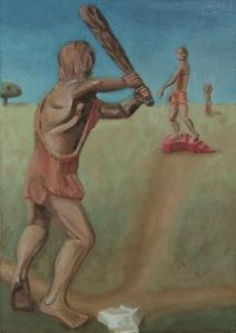 Caveman Baseball